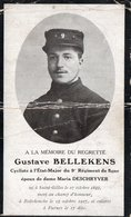 SINT-GILLES SAINT-GILLES BOITSHOUCKE 1914-18 WW1 - Religion & Esotericism