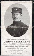 SINT-GILLES SAINT-GILLES BOITSHOUCKE 1914-18 WW1 - Religione & Esoterismo