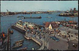 Netherland - Amsterdam - View At The Y - Ferry - Lastkahn - Cars - Amsterdam