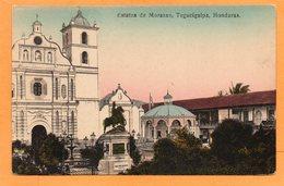 Tegucigalpa Honduras 1908 Postcard - Honduras