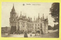 * Bouillon (Luxembourg - La Wallonie) * (Nels, Série 2, Nr 5) Chateau Des Amerois, Kasteel, Castle, Rare, Old, Unique - Bouillon