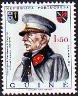 Guiné, 1972 - Centenário Nascimento Marechal Carmona / MNH** - Guinea Portoghese