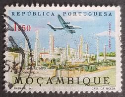 1962 Airmail, Landscapes, Moçambique, Republica Portuguesa, *,**, Or Used - Mozambique