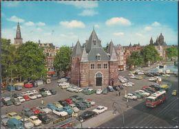 Netherland - Amsterdam - The Weighing - House - Cars - VW-Bus - VW Käfer - Opel - Citroën- Bus - Amsterdam