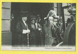 * Antwerpen - Anvers - Antwerp * (Climan Ruyssers) Visite Lord Maire De Londres 19-23 Juillet 1910, Koets, TOP, Unique - Antwerpen