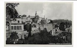 Luxemburg - Ansicht Auf Schloßbrücke - Luxembourg - Ville