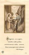 CANIVET IMAGE RELIGIEUSE EGLISE ALFORTVILLE 1954 - Andachtsbilder