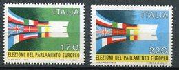 Italia - 1979 - Elezioni Del Parlamento Europeo ** - 1971-80: Neufs