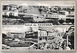 Saluti Da Ravenna - Vedutine - Fg Nv - Ravenna