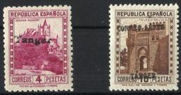 Tanger Español Nº 113-126 En Nuevo - Spaans-Marokko