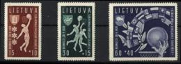Lituania Nº 370/72 En Nuevo - Lithuania