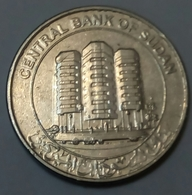 Sudan - 1 Pound - 2011 - Central Bank - KM 127 - Agouz - Sudan