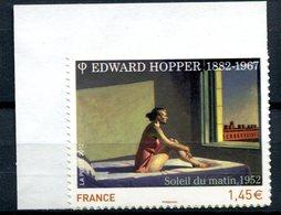 Autoadhésif Yvert 661A Hopper - Lot 167 - Adhesive Stamps