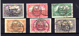 1920   Allemagne Allenstein, Allemagne Surchargé Traité De Versailles, Entre 14 Et 28 Cote 16,30 €, - Alemania
