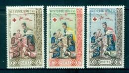 Laos 1963 Red Cross Centenary MUH Lot82897 - Laos