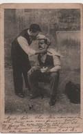 METIERS-Le Barbier Sous Les Ponts - Street Merchants