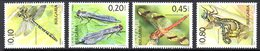 Bulgarie Bulgaria 4061/64 Insectes - Insectes