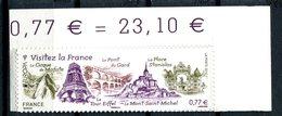 Autoadhésif Yvert 713 Visitez La France - Lot 168 - Adhesive Stamps