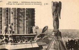 Notre Dame      Chimeres - Notre Dame De Paris