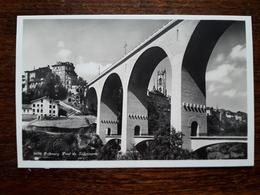 L17/256 Suisse. Fribourg. Pont De Zahringen - FR Fribourg
