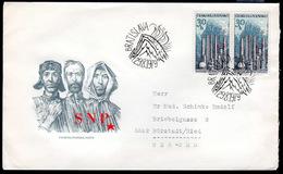 CZECHOSLOVAKIA 1979 Slovak National Rising FDC.  Michel 2516 - FDC