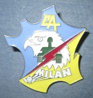 1° Régiment De Chasseurs Parachutistes, C.A, MILAN, (ATP) - Armée De Terre