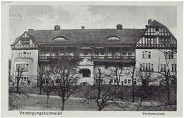 PLZ 34298 - Grüss Aus HELSA - Hessen - Cassel - Versorgungskuranstalt - Autres
