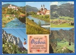 Deutschland; Aschau Im Chiemgau; Multibildkarte - Chiemgauer Alpen