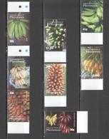 J285 MICRONESIA PLANTS FRUITS BANANAS #1790-7 !!! MICHEL 21 EURO !!! 1SET MNH - Fruits