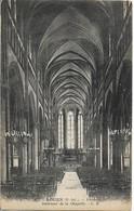 ROUEN Bonsecours Intérieur De La Chapelle - Rouen