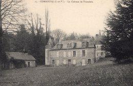 Combourg (35) - Le Château De Triandain. - Combourg