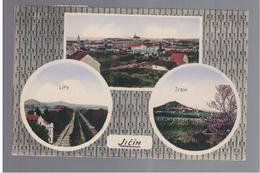 Jicin 1921 OLD POSTCARD - Tchéquie