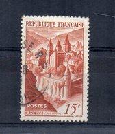 Francia - 1947 - Abbazia Di Conques - Usato - (FDC15155) - Francia