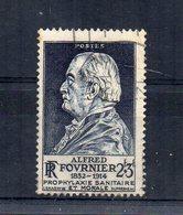 Francia - 1947 - Alfred Fournier - Medico - Usato - (FDC15156) - Francia
