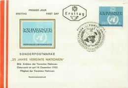 BM349 FDC ANK 1377, Ersttagsstempel Und Sonderstempel 1970 - 1945-.... 2. Republik
