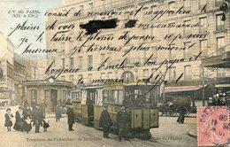 PARIS(19em ARRONDISSEMENT) TRAMWAY(TOUT PARIS) - Paris (19)