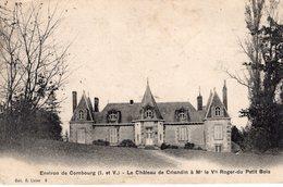 Combourg (35) Le Château De Criandin. - Combourg