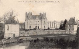 Combourg (35) Le Château De La Bouteillerie. - Combourg