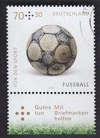 """Allemagne: Surtaxe """"pour Le Sport"""" Ballon De Football.  YT 3031 - [7] Federal Republic"""