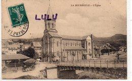 DEPT 63 : La Bourboule L église édit. Compagnie Des Eaux Minérales De La Bourboule - La Bourboule