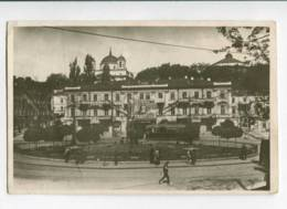 289649 UKRAINE KIEV Square Of The 3rd International Photo 1933 Y Postcard - Ukraine