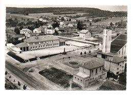 AZERAILLES (54) - L'Eglise Et Les Ecoles - France