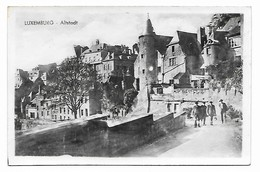 Luxemburg - Altstadt - Luxembourg - Ville