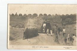 Afrique Nigeria Kano City Gate Animée Oblitérée - Nigeria