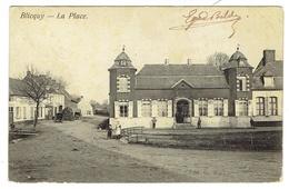 Blicquy. ( Leuze-en-Hainaut ). La Place. **** - Leuze-en-Hainaut