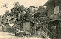 PARIS(18em ARRONDISSEMENT) - Distretto: 18