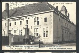 +++ CPA - DOLHAIN - Limbourg - Pensionnat Français Allemand - Ecole Moyenne De Garçons // - Limbourg