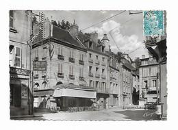 Aubusson - Place Du Monument - Aubusson