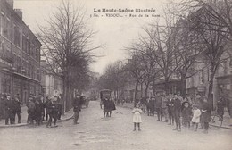 Haute-Saône - Vesoul - Rue De La Gare - Vesoul