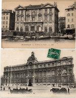 MARSEILLE - 2 CPA - Hotel De Ville - La Préfecture (113087) - Autres